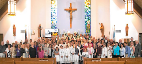 Holy Cross 90th Anniversary